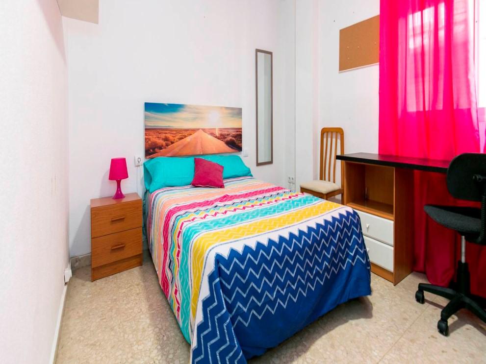Piso Y Habitaciones En Granada Para Estudiantes Piso Y